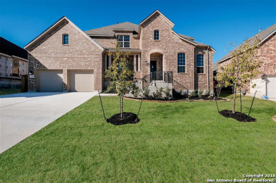 Bexar County Single Family Home Price Change: 12107 Buckner Ridge