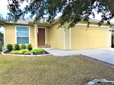 New Braunfels Single Family Home For Sale: 2225 Stoneleigh Dr