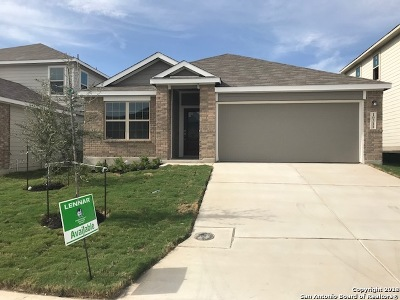 Converse Single Family Home For Sale: 10311 Barbeque Bay