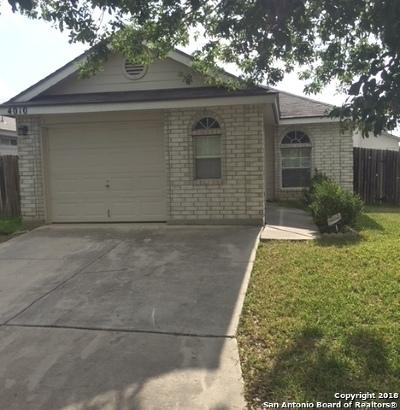 San Antonio TX Single Family Home Back on Market: $107,500