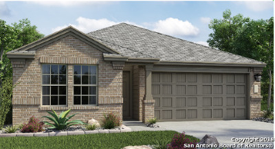 Converse Single Family Home For Sale: 10322 Barbeque Bay