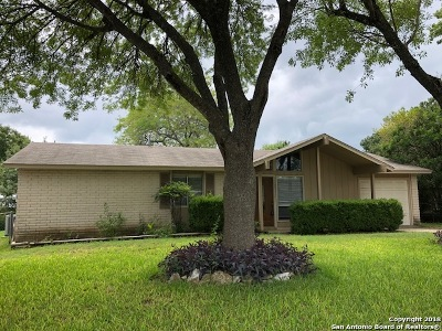 Live Oak Single Family Home For Sale: 7702 Old Spanish Trail