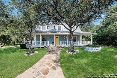 Canyon Lake Single Family Home Price Change: 689 Abels Way