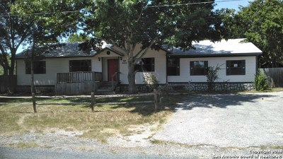San Antonio Single Family Home For Sale: 9439 Sunny Hill Ln