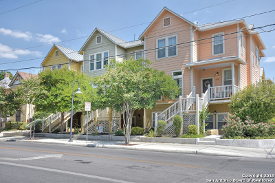 San Antonio Condo/Townhouse Back on Market: 400 E Guenther St #1202