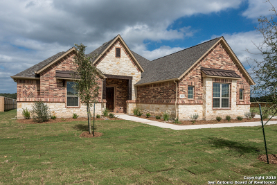 Boerne Single Family Home Back on Market: 30528 Setterfeld Circle
