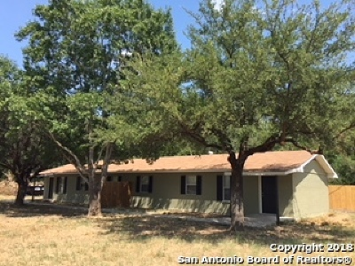 Frio County Multi Family Home For Sale: 723 W Brazos St