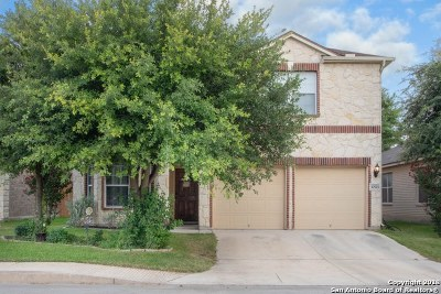 Helotes Single Family Home For Sale: 10523 Weser Ln