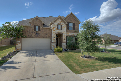 Schertz Single Family Home New: 11641 Arbor Park Ln