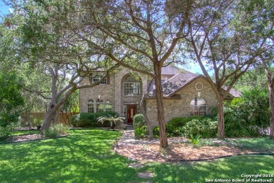 San Antonio Single Family Home Back on Market: 26419 Bubbling Brook