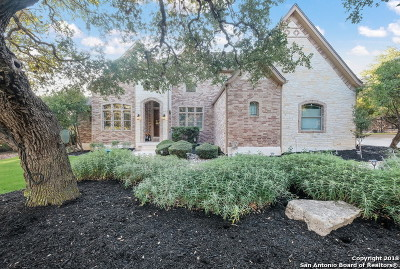Boerne Single Family Home For Sale: 8340 Reunion Oak