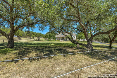 Spring Branch Single Family Home New: 1121 Cypress Cove Rd