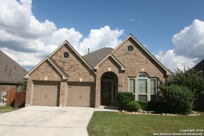 Bexar County Single Family Home For Sale: 514 Lucrezia
