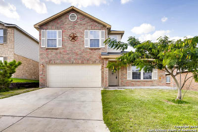 Bexar County Single Family Home Back on Market: 12623 Gold Spaniard