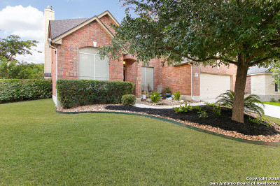 Helotes Single Family Home Price Change: 9207 Putnam Dr