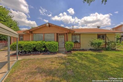 San Antonio Single Family Home Price Change: 5246 Village Glen