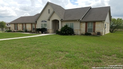 Single Family Home For Sale: 8314 Quail Field