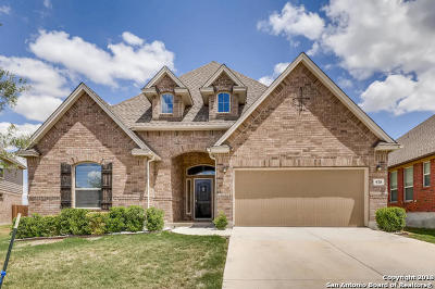 Guadalupe County Single Family Home For Sale: 928 Miraflores