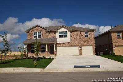 Bexar County Single Family Home New: 8827 Virginia Rye