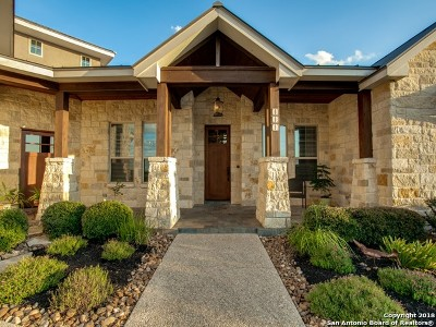 Boerne Single Family Home For Sale: 111 Towne View Circle