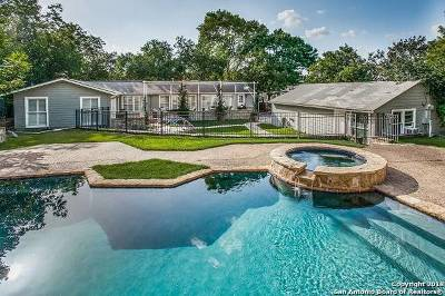 Terrell Hills Single Family Home For Sale: 107 Dover Rd