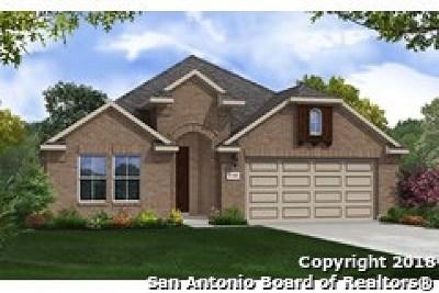 Boerne Single Family Home For Sale: 27911 Lokaya Falls