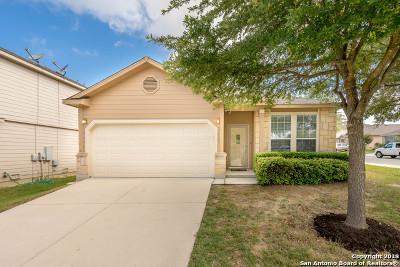 Boerne Single Family Home Price Change: 7603 Presidio Sands