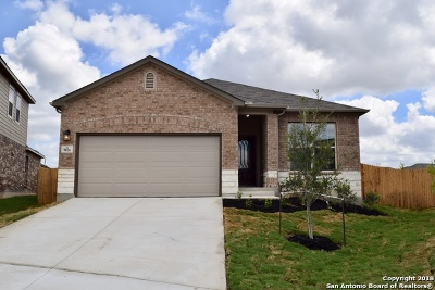 Helotes Single Family Home Price Change: 9826 Bricewood Oak
