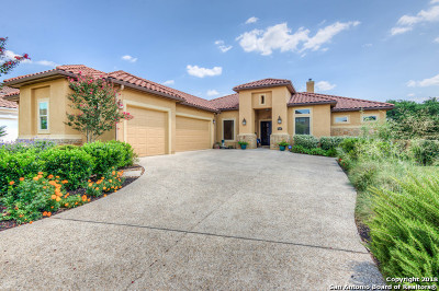 San Antonio Single Family Home New: 6330 Almeria Circle