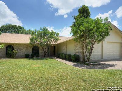 San Antonio TX Single Family Home Back on Market: $217,000