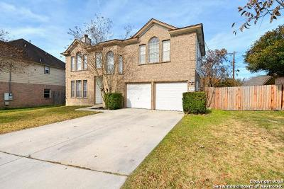 New Braunfels Single Family Home For Sale: 1029 River Rock