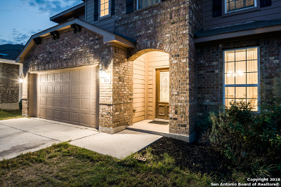 Selma Single Family Home New: 7831 Bluebird Haven
