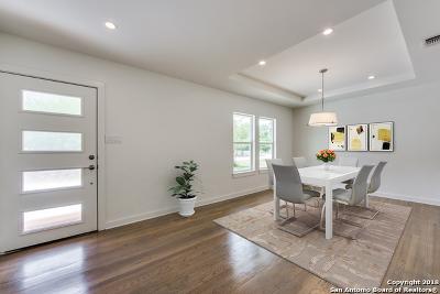 San Antonio Single Family Home For Sale: 205 Wellesley Blvd