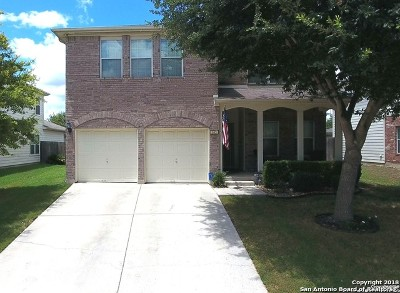 Schertz Single Family Home For Sale: 645 Rooster Run