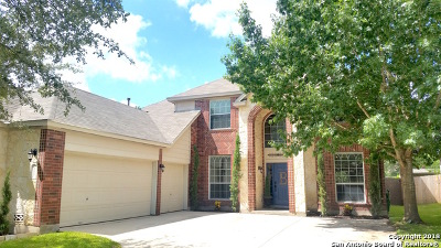 Helotes Single Family Home For Sale: 13043 Wild Heart