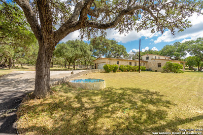 Canyon Lake Single Family Home For Sale: 2 Stevens Ranch Rd