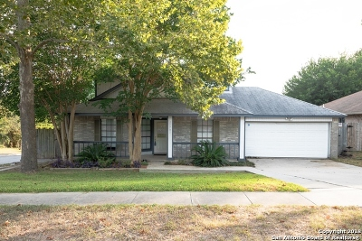 Live Oak Single Family Home For Sale: 11701 Forest Glee