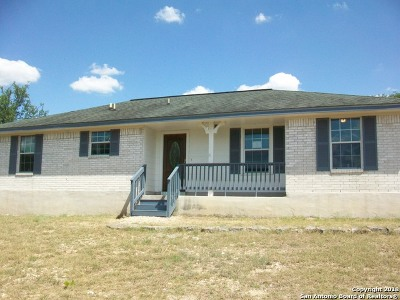 Single Family Home New: 31334 Panther Dr