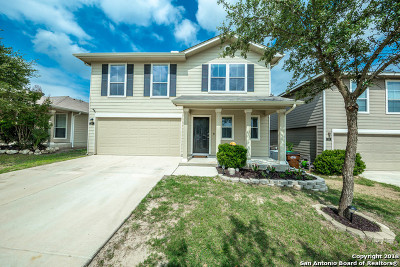 Bexar County Single Family Home For Sale: 261 Perch Mnr