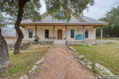 Bulverde Single Family Home Price Change: 3238 Casey Rd