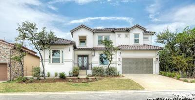 San Antonio Single Family Home New: 7106 Bluff Run