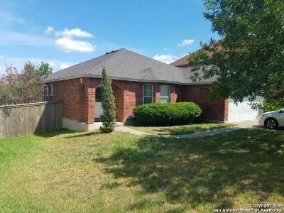 Cibolo Single Family Home For Sale: 152 Springtree Hollow
