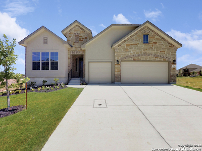 Boerne Single Family Home New: 111 Stablewood Court