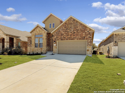 Boerne Single Family Home New: 132 Telford Way