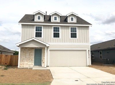 Converse Single Family Home New: 5014 Everett Loop