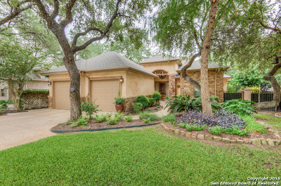 Castle Hills Single Family Home For Sale: 4 W Oaks Ct