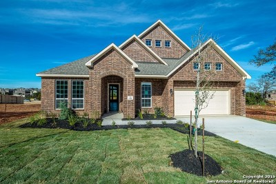 New Braunfels Single Family Home Back on Market: 1125 Limestone Way