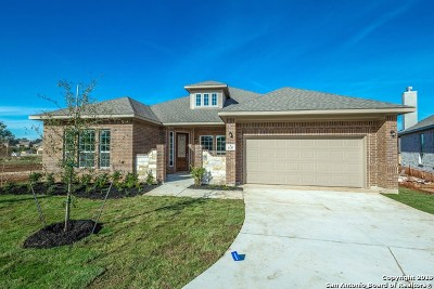 New Braunfels Single Family Home Back on Market: 1137 Limestone Way