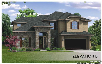 New Braunfels Single Family Home Back on Market: 1109 Limestone Way