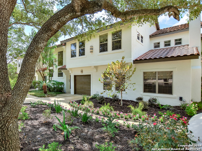 Alamo Heights Condo/Townhouse For Sale: 208 Grandview Pl #8